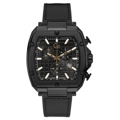 Gc Guess Collection Y83003G2MF Spirit Tonneau mens watch