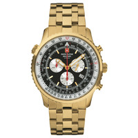Swiss Alpine Military Swiss Alpine Military 7078.9117 chronograph mens watch 45 mm