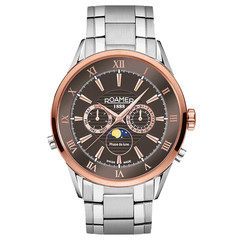 Roamer 508821 47 53 50 Superior Moonphase watch