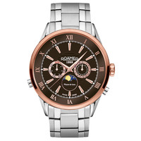 Roamer Roamer 508821 47 63 50 Superior Moonphase watch 43 mm