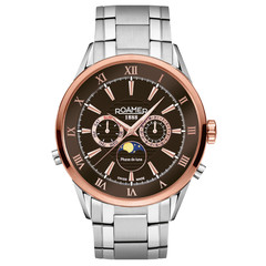 Roamer 508821 47 63 50 Superior Moonphase watch