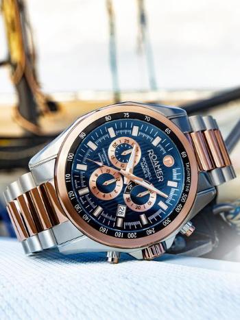 Roamer Rockshell Mark III horloges