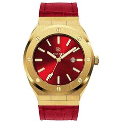 Paul Rich Signature Sultan's Ruby Leather PR68GRL watch