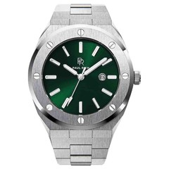 Paul Rich Signature Emperor's Emerald Steel PR68SGS watch