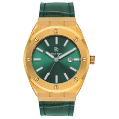 Paul Rich Signature King's jade Leather PR68GGL watch