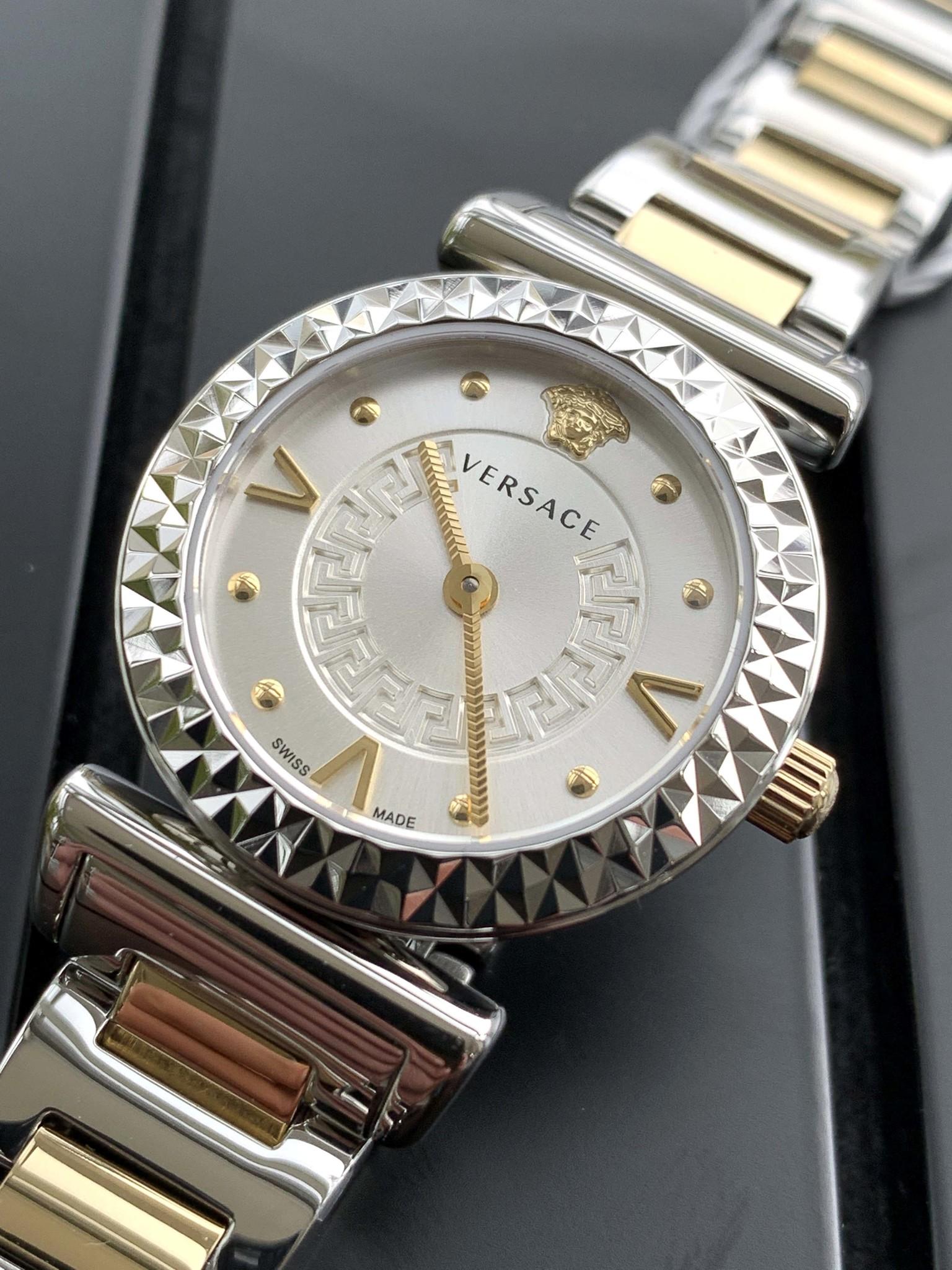 Versace VEAA00418 dames horloge