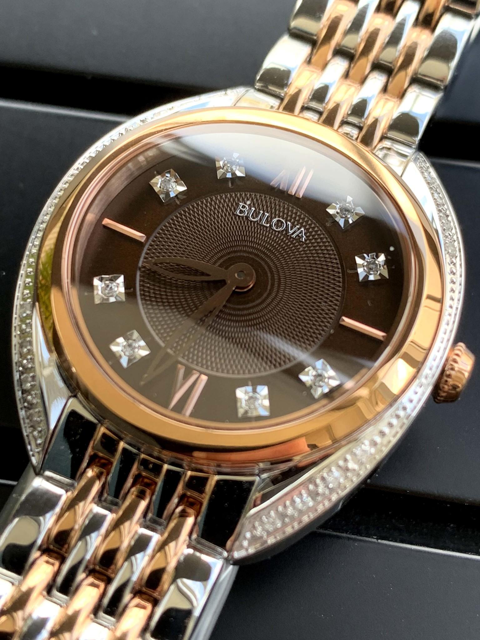 Bulova 98R230 dameshorloge
