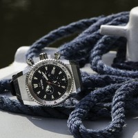 TW Steel TW Steel ACE400 Diver Swiss Chronograph Limited Edition Watch 44mm