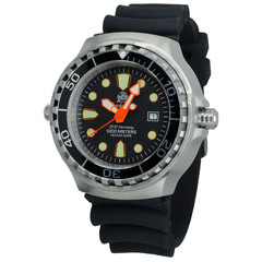 Tauchmeister T0324 diver watch 100ATM