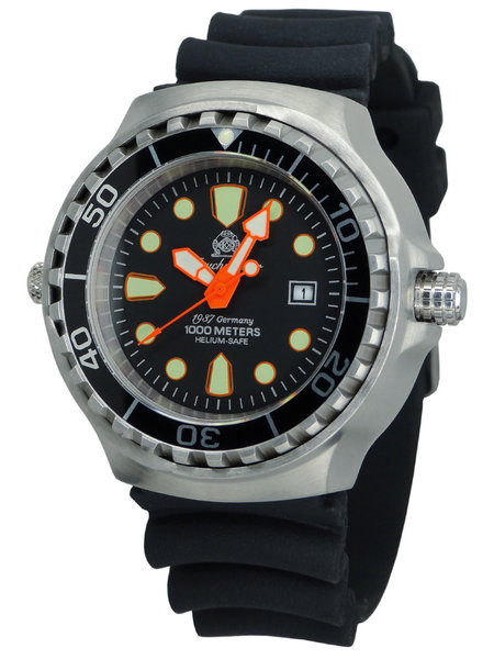 Tauchmeister Tauchmeister T0324 diver watch 100ATM 46 mm