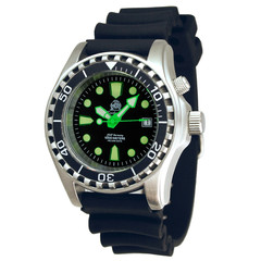 Tauchmeister T0329 automatic diver watch 100ATM