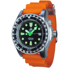 Tauchmeister T0329OR automatic diver watch 100ATM