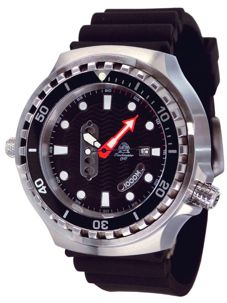 Tauchmeister Tauchmeister T0326 diver watch 100ATM 52 mm