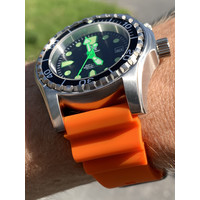 Tauchmeister Tauchmeister T0329OR automatic diver watch 100ATM 44 mm