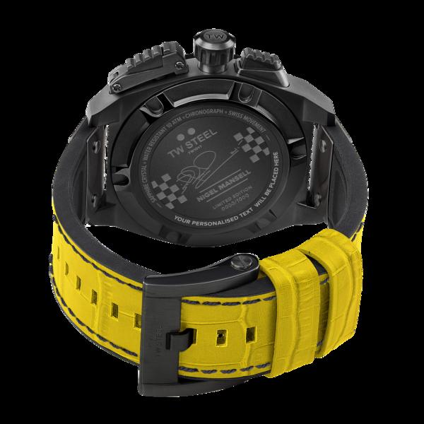 TW Steel Nigel Mansell horlogee