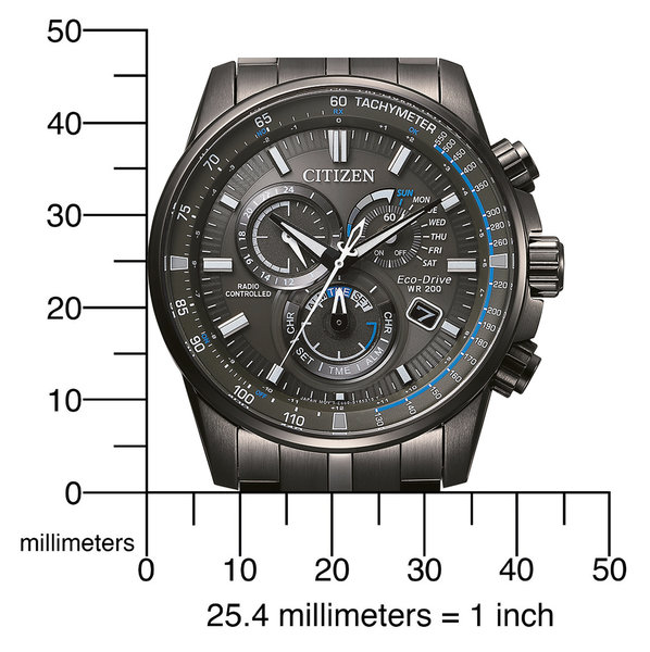 Citizen Citizen CB5887-55H Promaster Sky Radio Controlled watch 42 mm