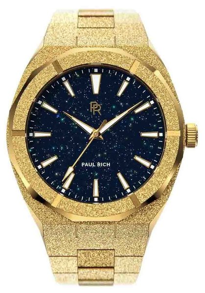 Paul Rich Paul Rich Frosted Star Dust Gold FSD02 Uhr 45 mm