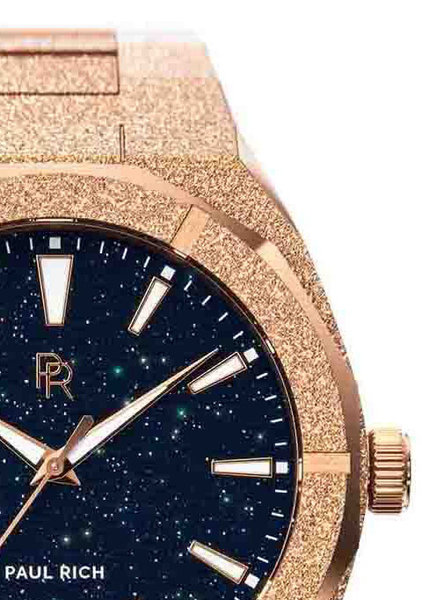 Paul Rich Paul Rich Frosted Star Dust Rose Gold FSD04 Uhr 45 mm