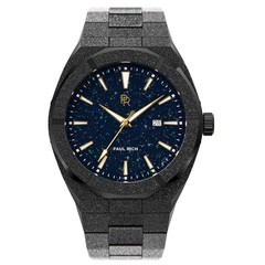 Paul Rich Frosted Star Dust Black FSD01-A42 Automatic Uhr 42 mm