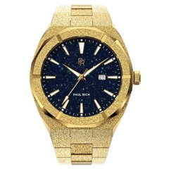 Paul Rich Frosted Star Dust Gold FSD02-A Automatic Uhr 45 mm