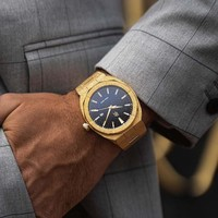 Paul Rich Paul Rich Frosted Star Dust Gold FSD02-A42 Automatic Uhr 42 mm