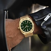 Paul Rich Paul Rich Frosted Star Dust Green Gold FSD03-A Automatic Uhr 45 mm