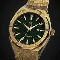 Paul Rich Paul Rich Frosted Star Dust Green Gold Automatic FSD03-A42 Uhr 42 mm