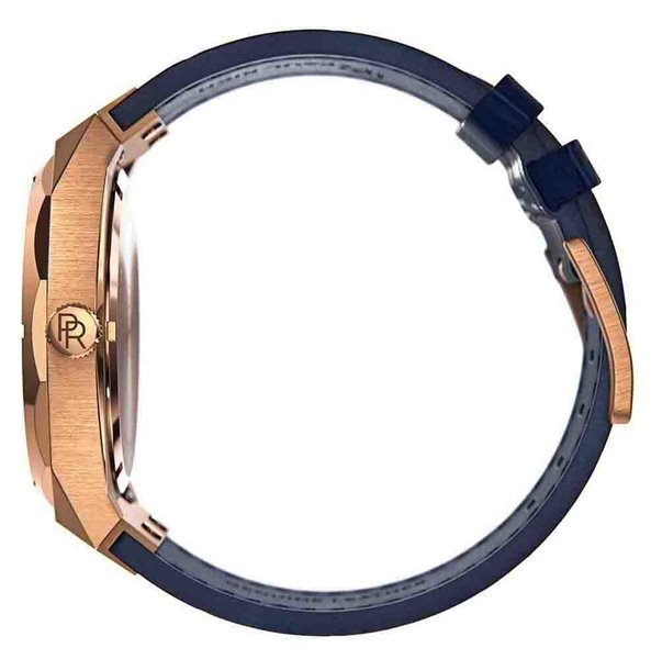 Paul Rich Paul Rich Frosted Star Dust Rose Gold FSD04-L Leather Uhr 45 mm