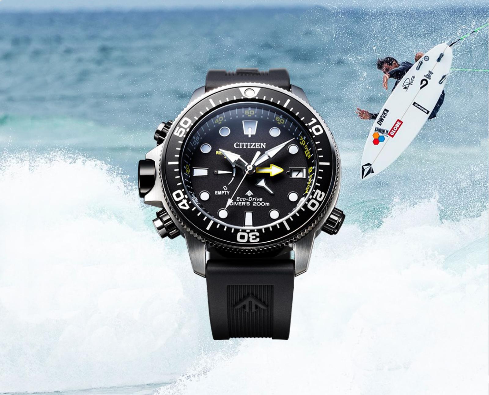 Horlogemerken van WatchXL Citizen merkhorloge Citizen Aqualand WatchXL.