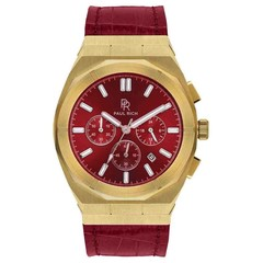 Paul Rich Motorsport Gold Red Leather New Technology MSP03-L Uhr 45 mm