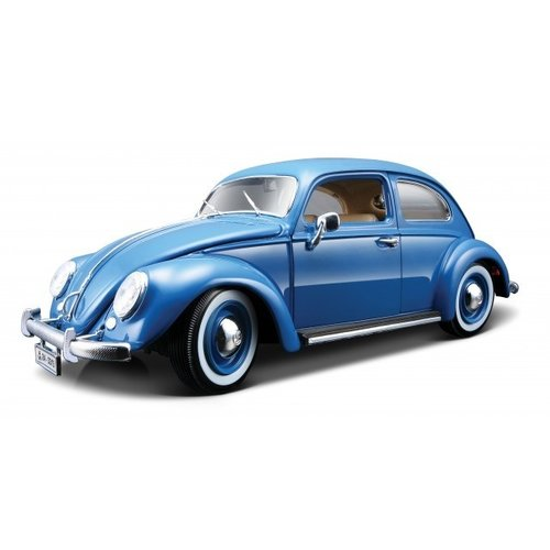 VW KEVER 1955 Blauw 1:18