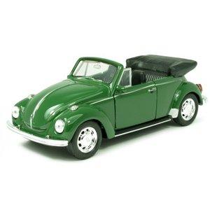 VW KEVER CABRIOLET 1967 Groen 1:34