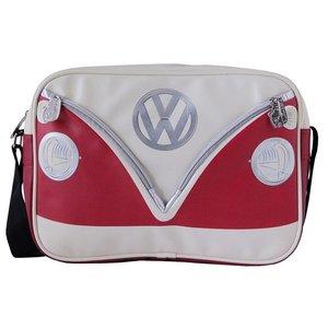 Volkswagen T1 schoudertas rood