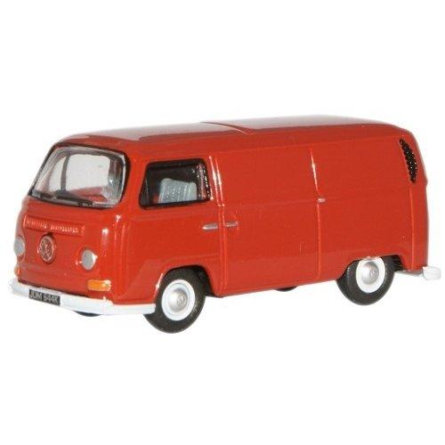 VW T2a Van Rood 1:76