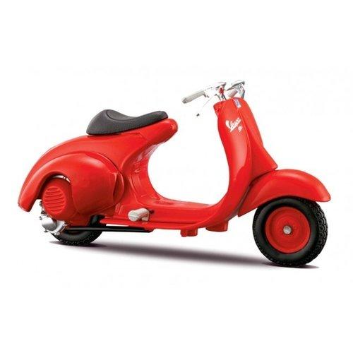 Vespa scooters 98 Corsa 1947 Rood 1:18
