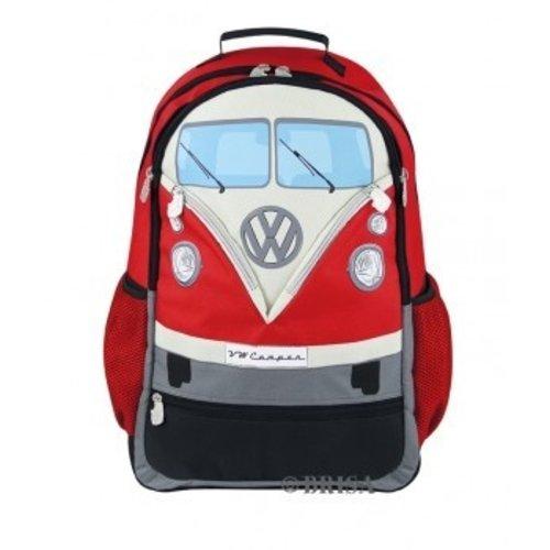 Volkswagen Volkswagen T1 Samba rugzak rood