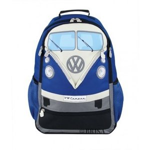 Volkswagen Volkswagen T1 Samba rugzak blauw