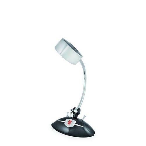 Fiat 500 bureaulamp met ledverlichting zwart