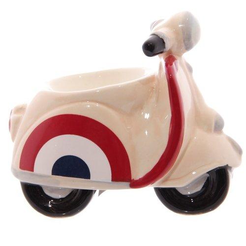 Scooter eierdopje