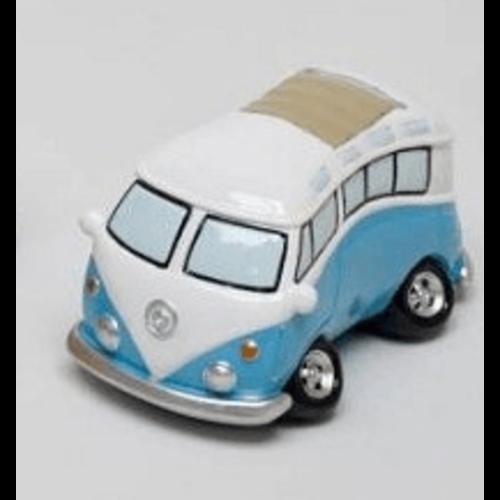 Volkswagen T1 blauwe spaarpot