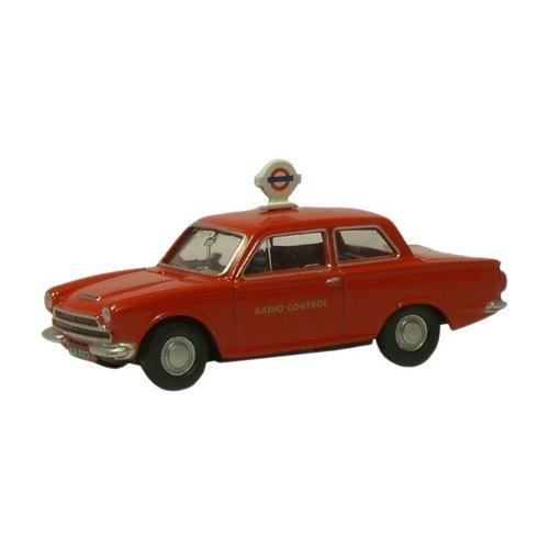 Ford Cortina London Transport MKl Rood 1:76