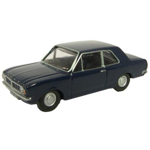 Ford Cortina MKII Blauw 1:76