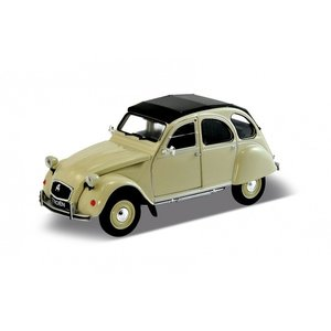 Citroën 2 CV Beige 1:36