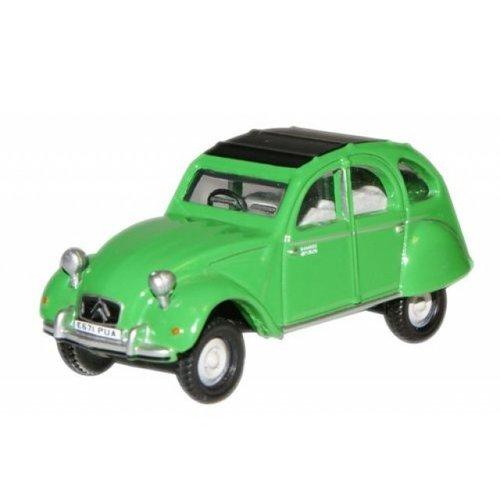 Citroën 2 CV Groen 1:76