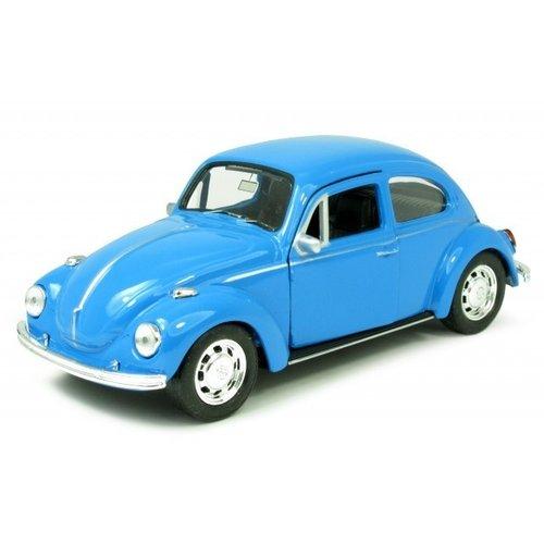 Volkswagen Beetle Blauw 1:37