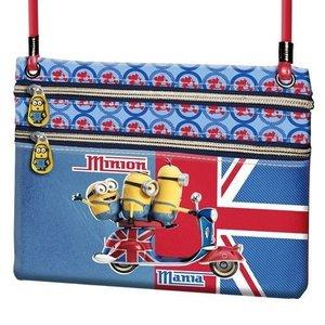 Minions London kleine horizontale tas