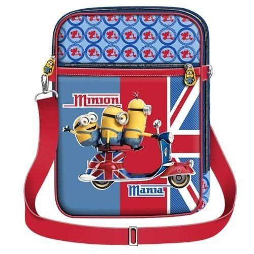 Minions London tablet tas