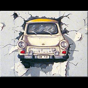 Magneet Trabant Wall