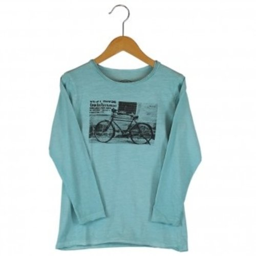 T-shirt-Marcus Fiets Aquifer