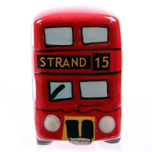 Dubbeldekker Bus Peper en Zout Stel